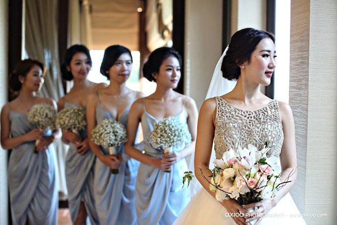 Ritz Carlton Bali Wedding | Addo & Jodie by Eurasia Wedding - 011