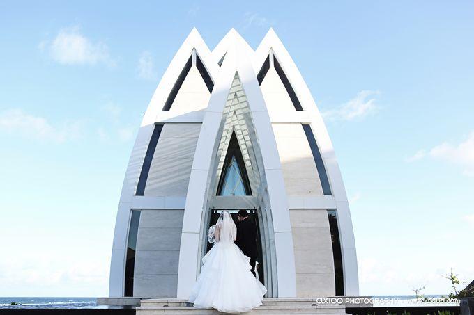 Ritz Carlton Bali Wedding | Addo & Jodie by Eurasia Wedding - 014