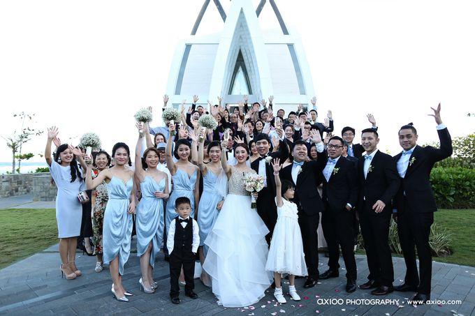 Ritz Carlton Bali Wedding | Addo & Jodie by Eurasia Wedding - 020