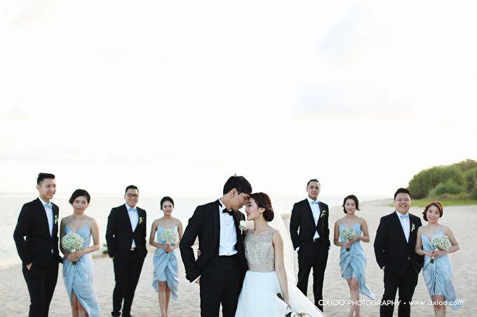 Ritz Carlton Bali Wedding | Addo & Jodie by Eurasia Wedding - 021