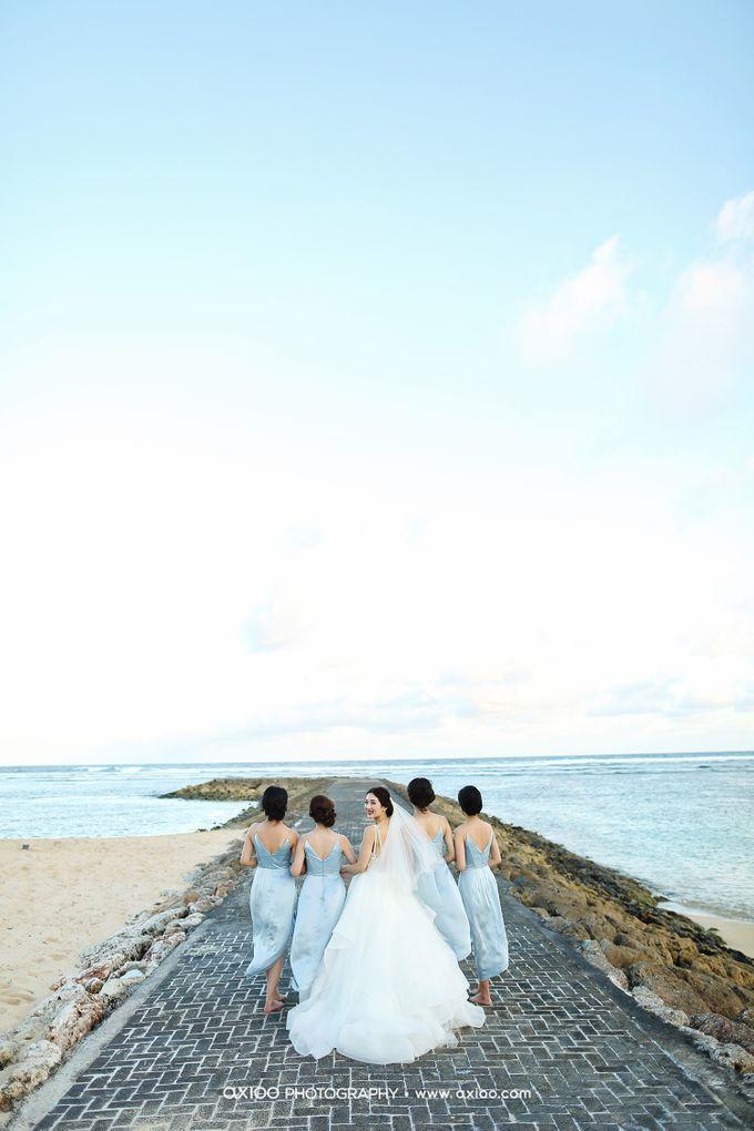 Ritz Carlton Bali Wedding | Addo & Jodie by Eurasia Wedding - 022