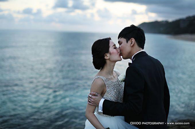 Ritz Carlton Bali Wedding | Addo & Jodie by Eurasia Wedding - 023