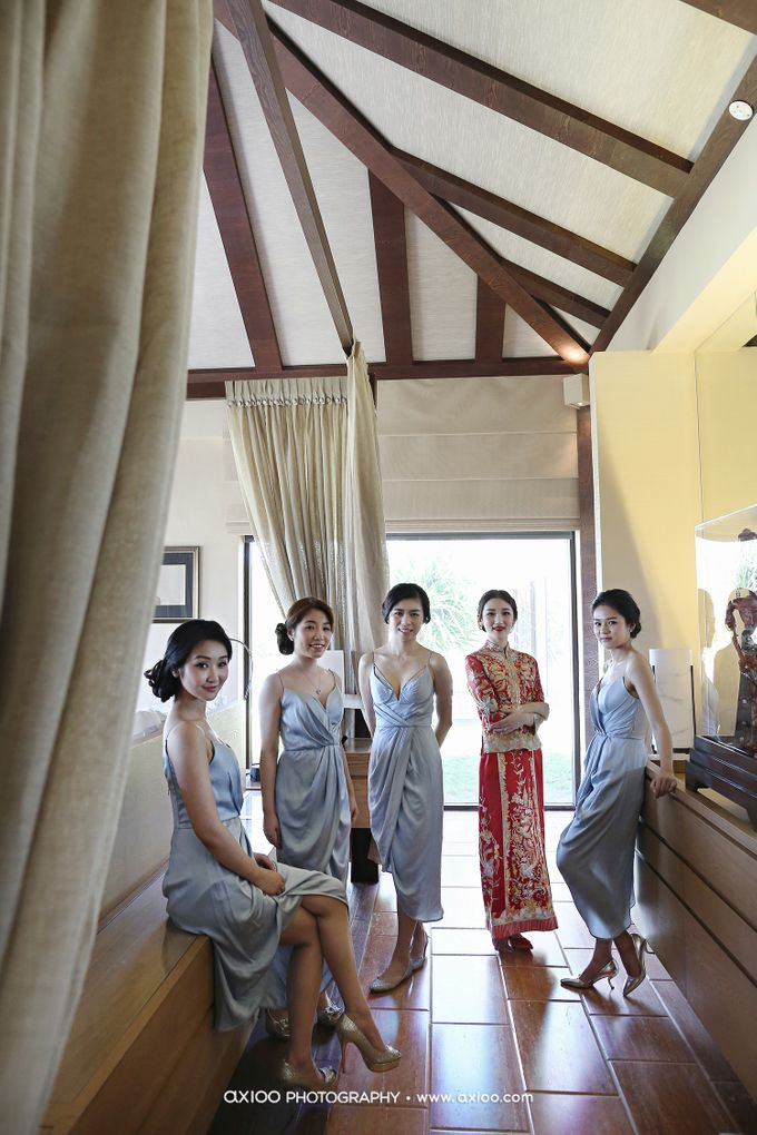 Ritz Carlton Bali Wedding | Addo & Jodie by Eurasia Wedding - 002