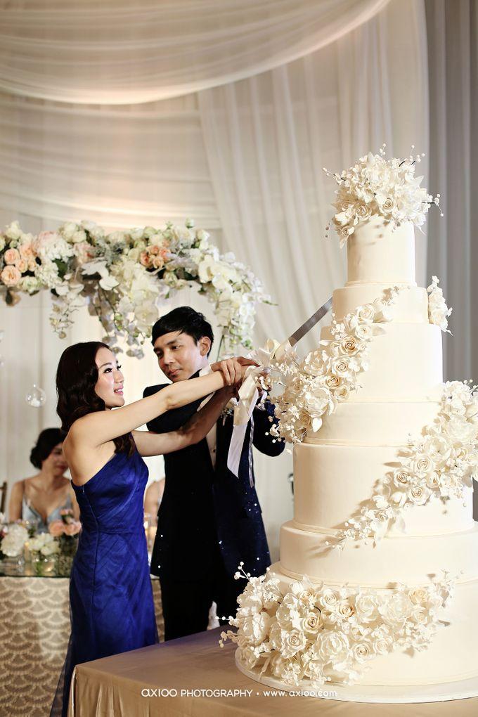 Ritz Carlton Bali Wedding | Addo & Jodie by Eurasia Wedding - 030
