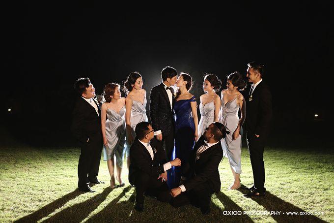 Ritz Carlton Bali Wedding | Addo & Jodie by Eurasia Wedding - 032