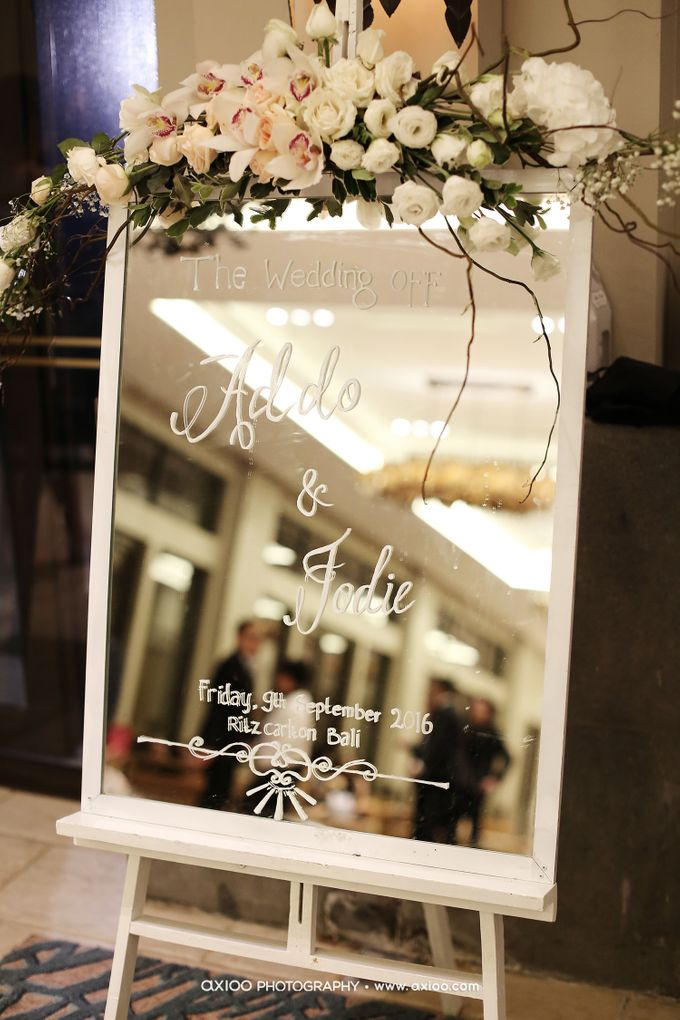 Ritz Carlton Bali Wedding | Addo & Jodie by Eurasia Wedding - 024
