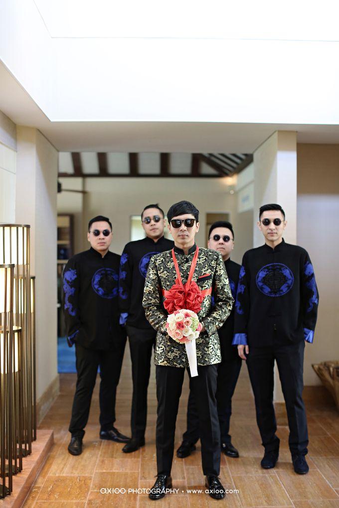 Ritz Carlton Bali Wedding | Addo & Jodie by Eurasia Wedding - 001