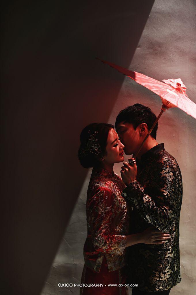 Ritz Carlton Bali Wedding | Addo & Jodie by Eurasia Wedding - 004
