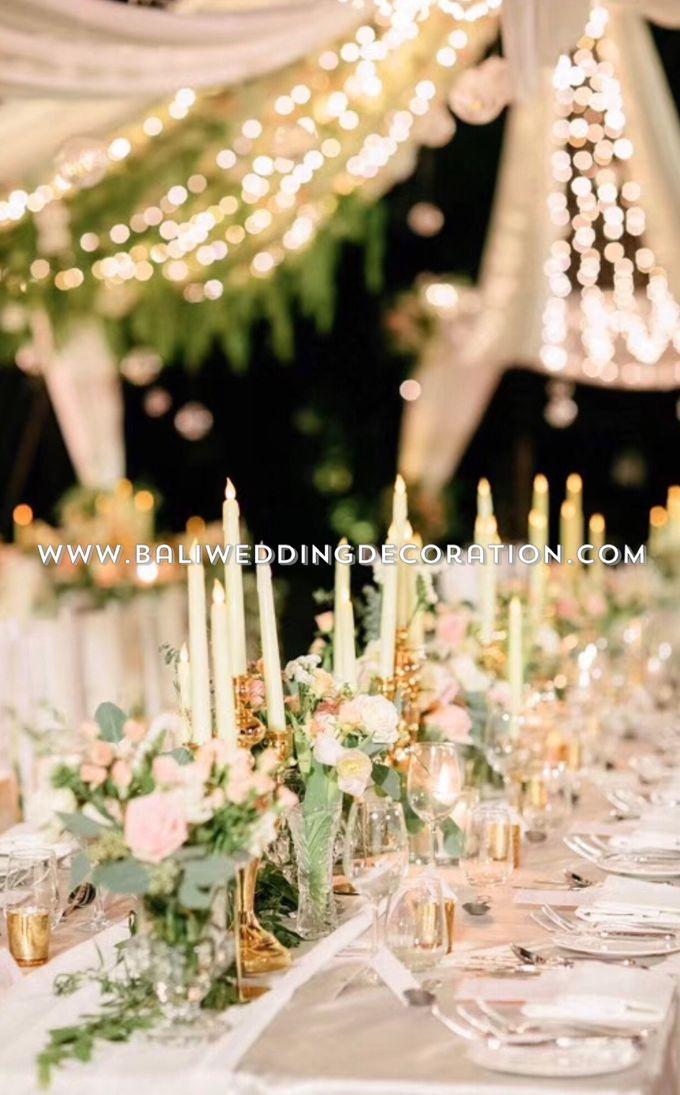 Romantic Wedding By Bali Wedding Decoration Bridestory