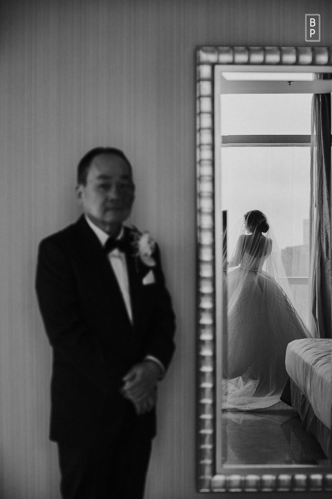 Peter & Tiff Wedding by Bernardo Pictura - 014