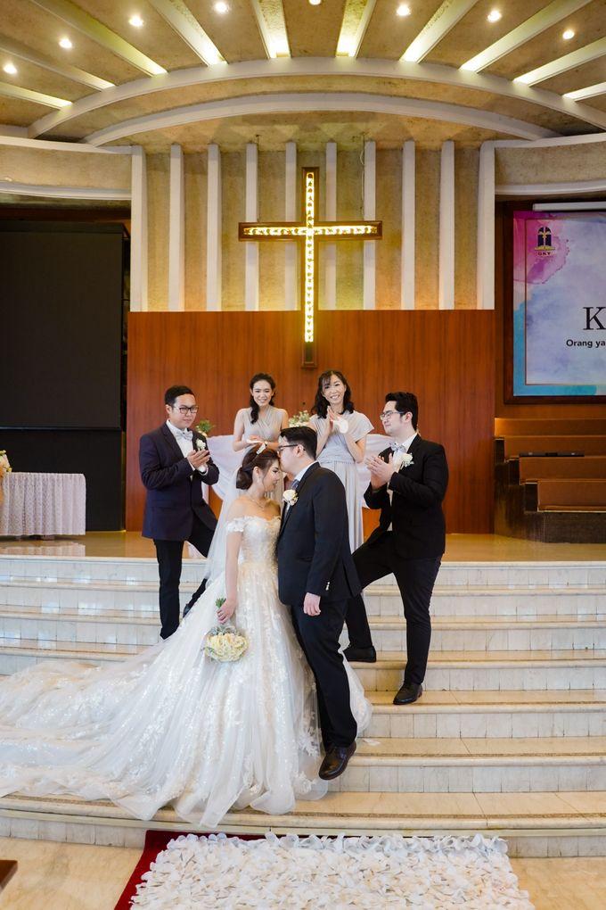 Wedding Of Firinda & Rivaldi by Ohana Enterprise - 008