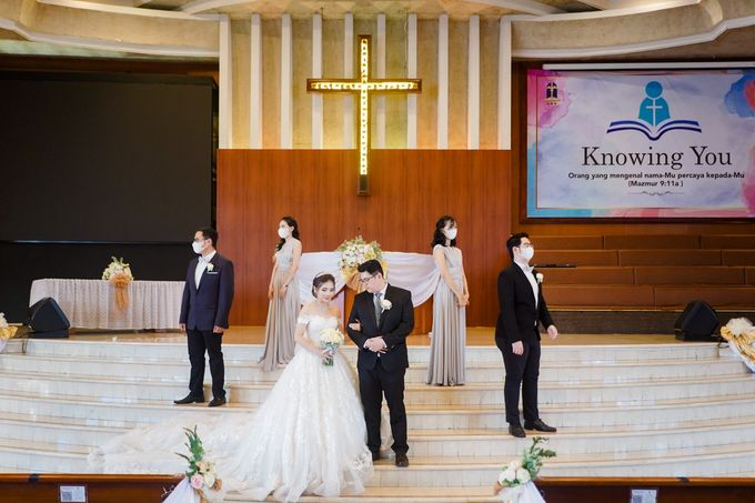 Wedding Of Firinda & Rivaldi by Ohana Enterprise - 009
