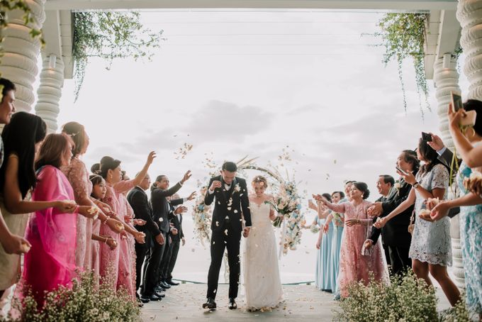 Rivky & Yulia Wedding by KAMAYA BALI - 017