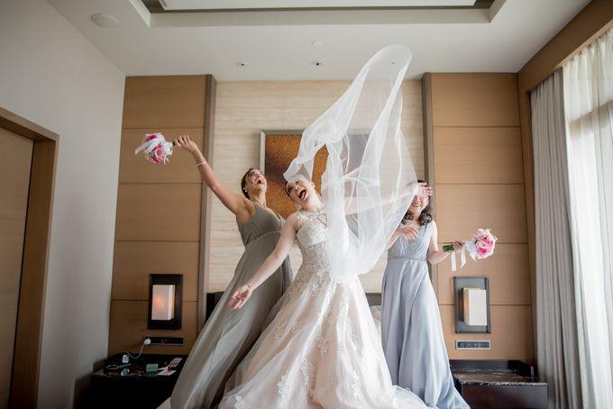 Miriam & Riyadi by One Heart Wedding - 003