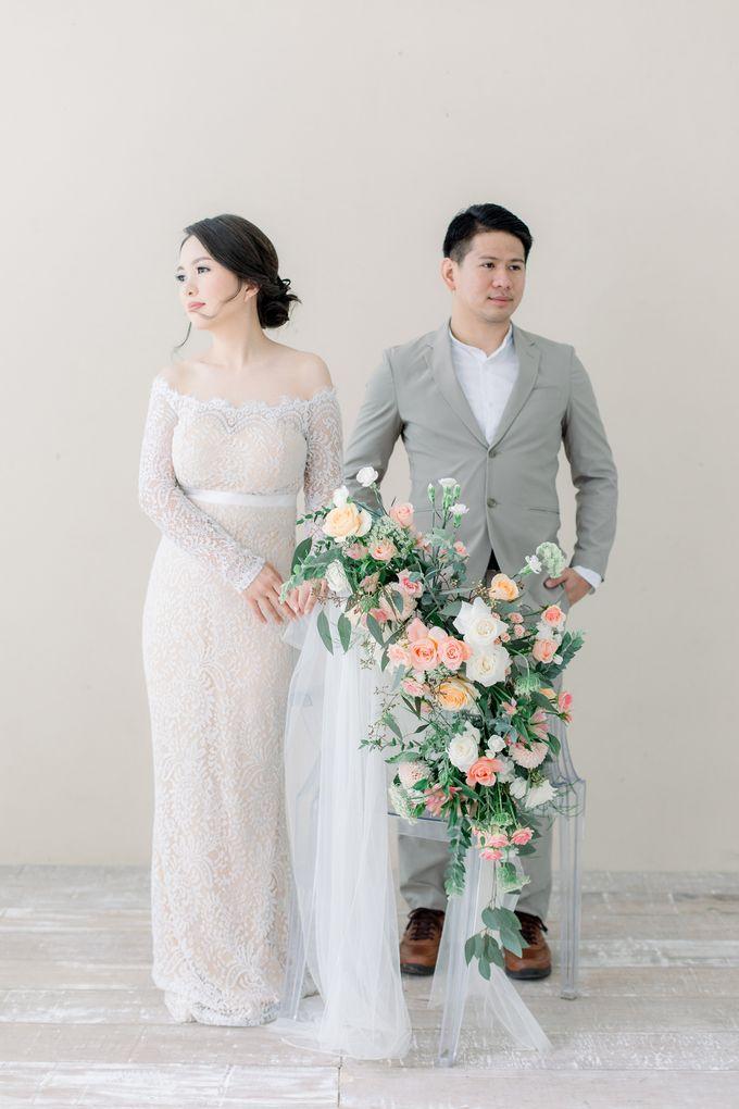 Rika & Rommy - Prewedding by Iris Photography - 010