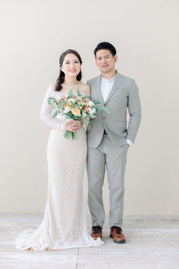 Rika & Rommy - Prewedding by Iris Photography - 001