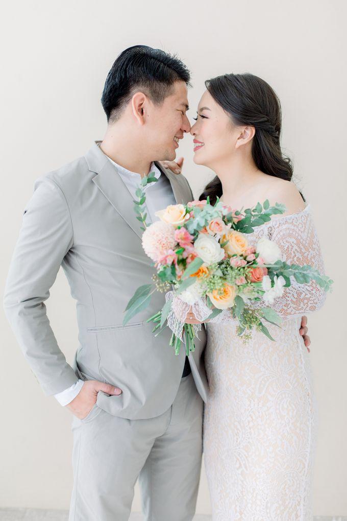 Rika & Rommy - Prewedding by Iris Photography - 005
