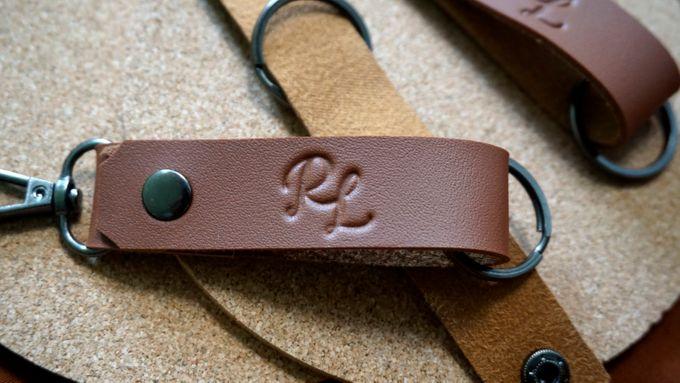 Simple Keychain - Rizki & Lia by Tjenda Gift - 003