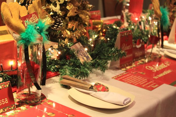 Bdowz Christmas And Anniversary Dinner by 1994 Decoration - 005