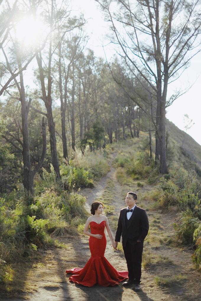 Prewedding of Desy & Rio by Lavio Photography & Cinematography - 023