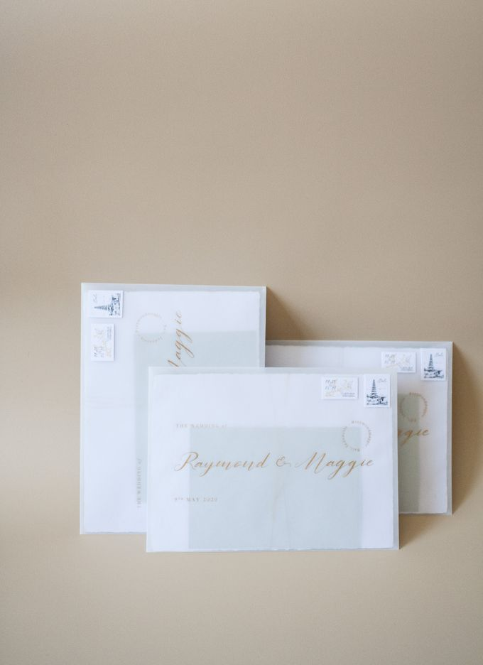 Raymond & Maggie Invitation Suite by Sho Paper - 007