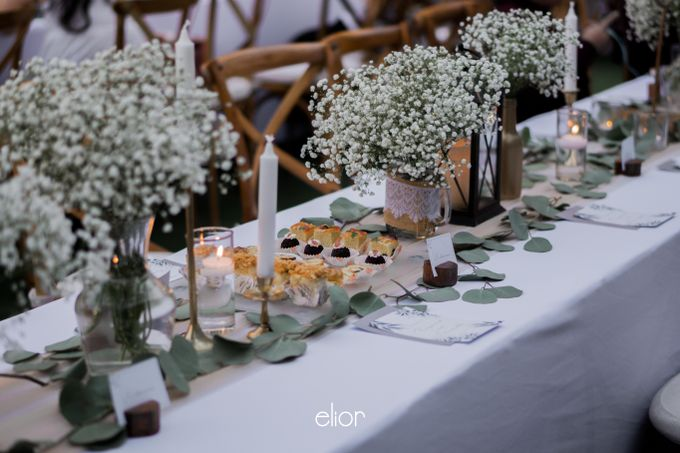 The Wedding of Raymond & Michelle by Elior Design - 025