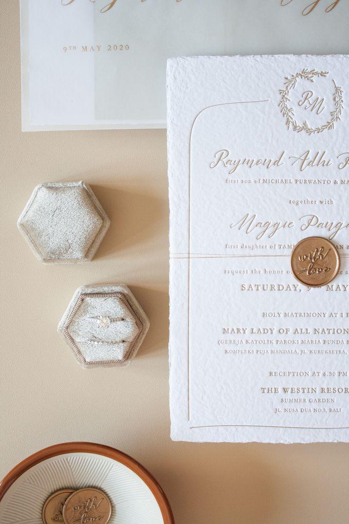 Raymond & Maggie Invitation Suite by Sho Paper - 002