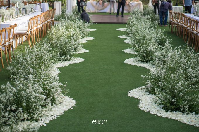 The Wedding of Raymond & Michelle by Elior Design - 022
