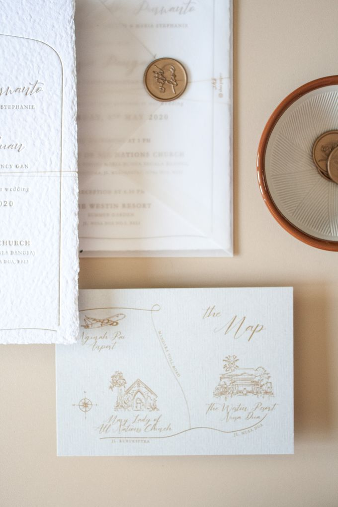 Raymond & Maggie Invitation Suite by Sho Paper - 006
