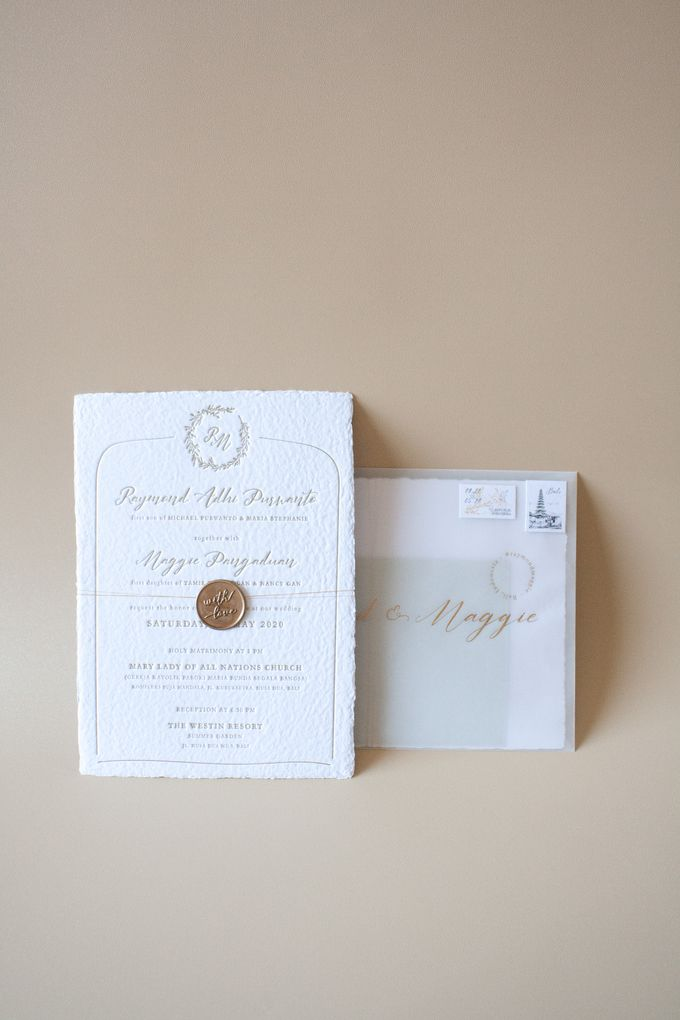 Raymond & Maggie Invitation Suite by Sho Paper - 005