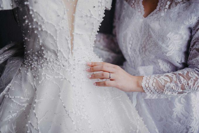 The Wedding of Ricco & Margaretta by Huemince - 004