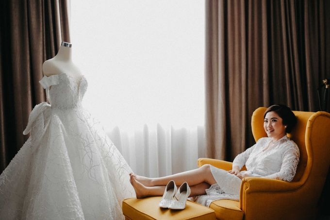 The Wedding of Ricco & Margaretta by Huemince - 005