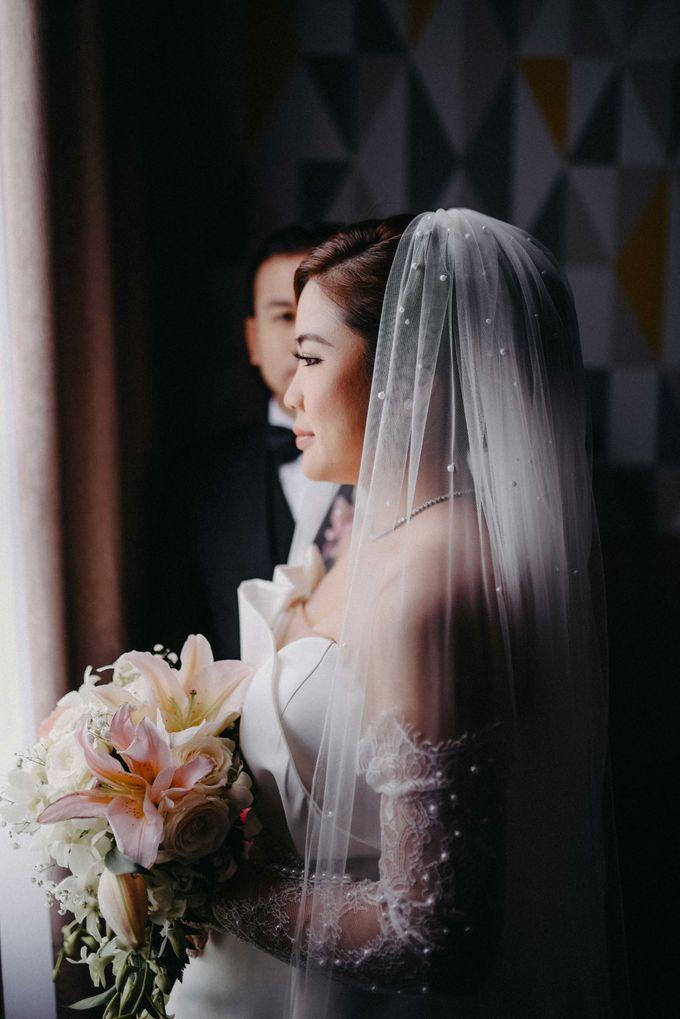 The Wedding of Ricco & Margaretta by Huemince - 008