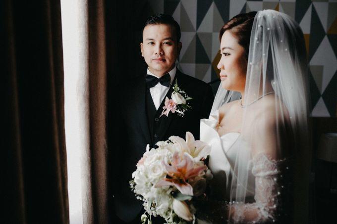 The Wedding of Ricco & Margaretta by Huemince - 009
