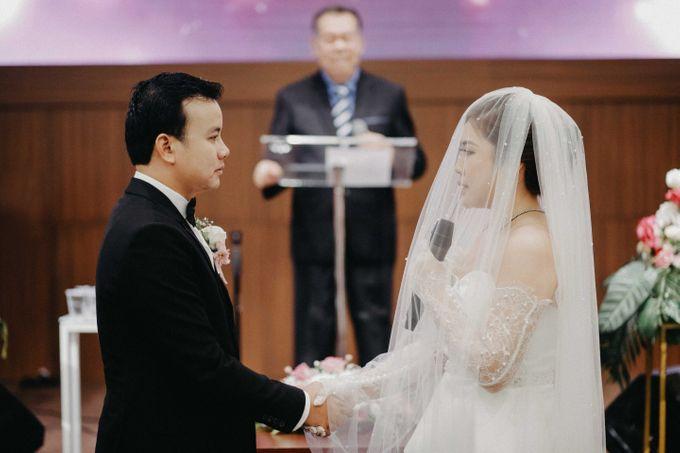 The Wedding of Ricco & Margaretta by Huemince - 012
