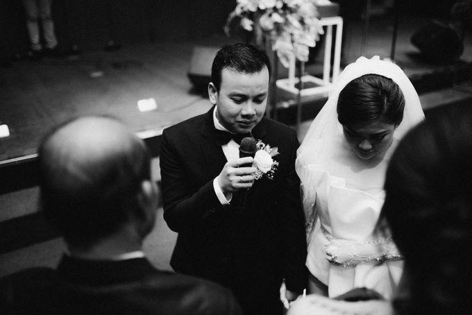 The Wedding of Ricco & Margaretta by Huemince - 013