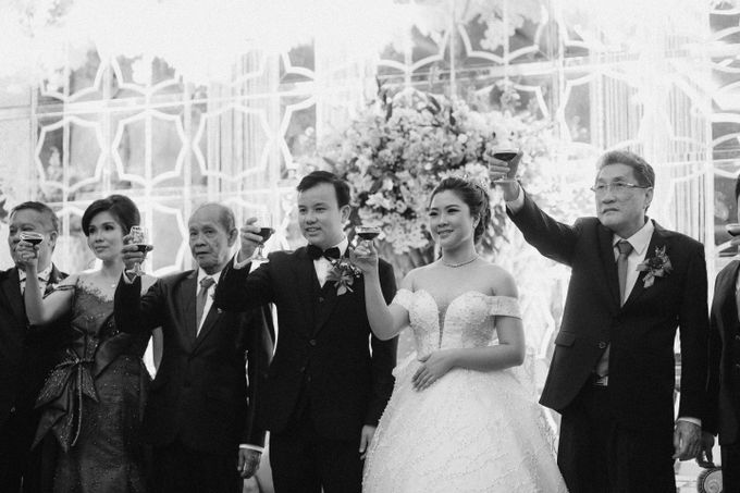 The Wedding of Ricco & Margaretta by Huemince - 015