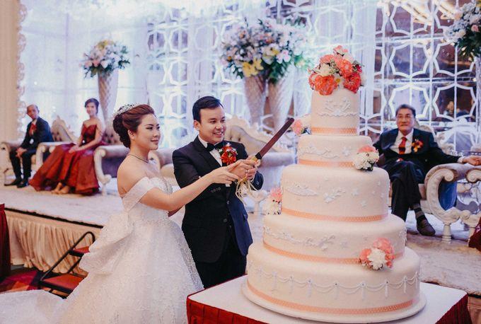 The Wedding of Ricco & Margaretta by Huemince - 016