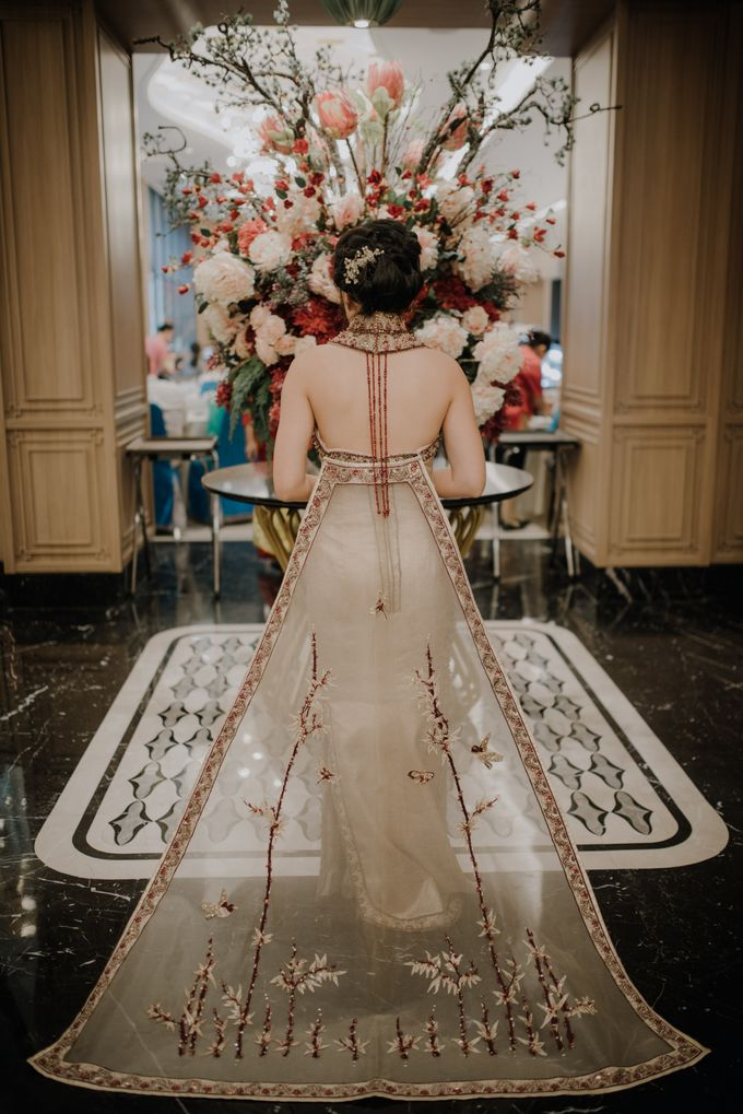 The Engagement of Rudy & Meilani by Macherie dressmaker - 028