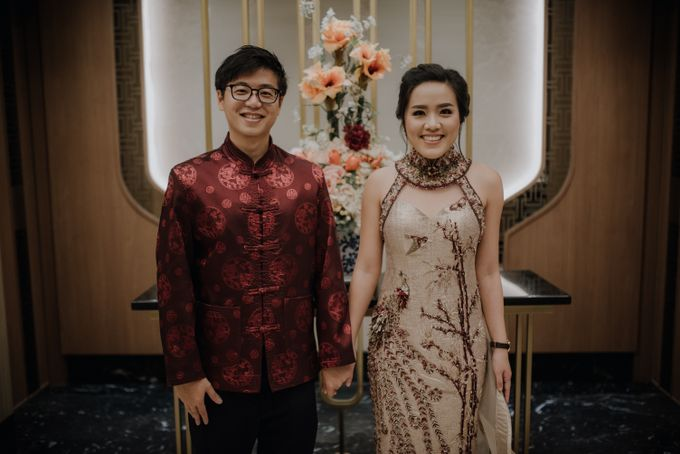 The Engagement of Rudy & Meilani by Macherie dressmaker - 027
