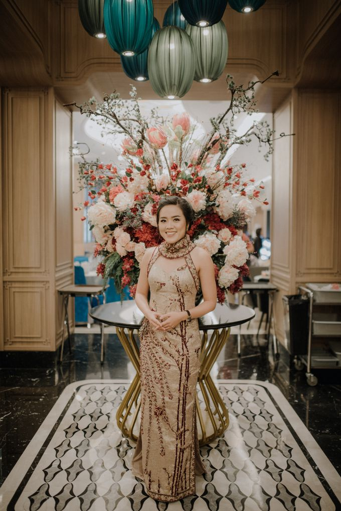 The Engagement of Rudy & Meilani by Macherie dressmaker - 017