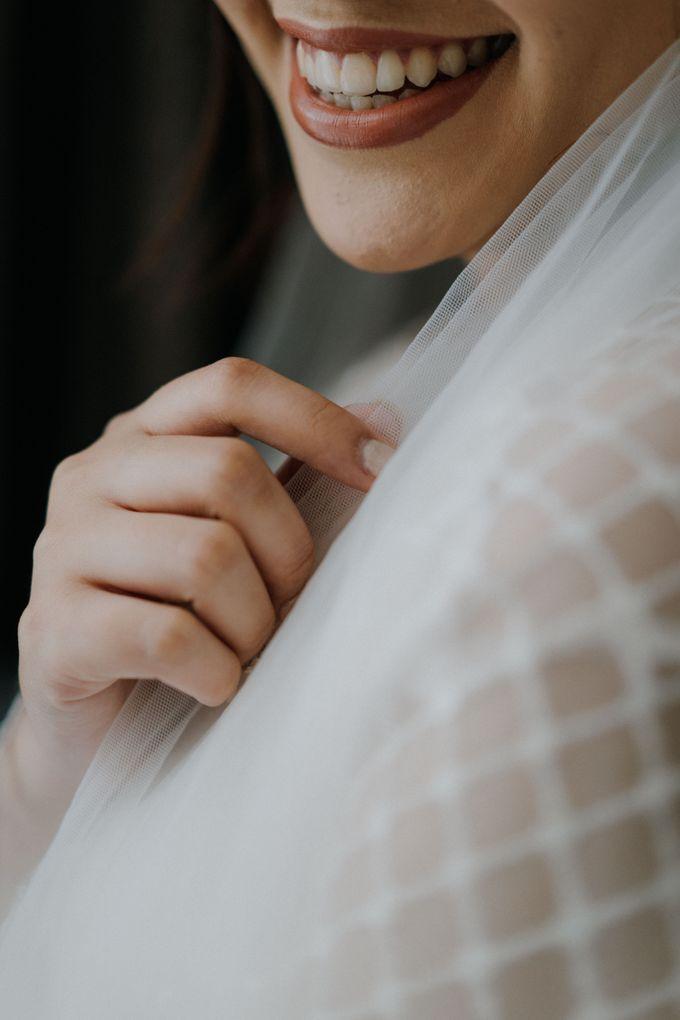 The Holy Matrimony of Rangga & Marchelina by William Saputra Photography - 013