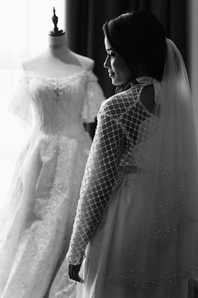 The Holy Matrimony of Rangga & Marchelina by William Saputra Photography - 016