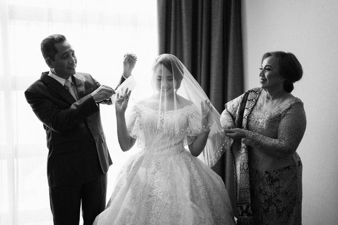The Holy Matrimony of Rangga & Marchelina by William Saputra Photography - 023