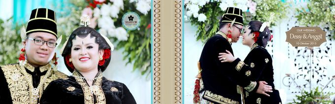 Wedding Dessy & Anggit by MOMENTO Photography - 011