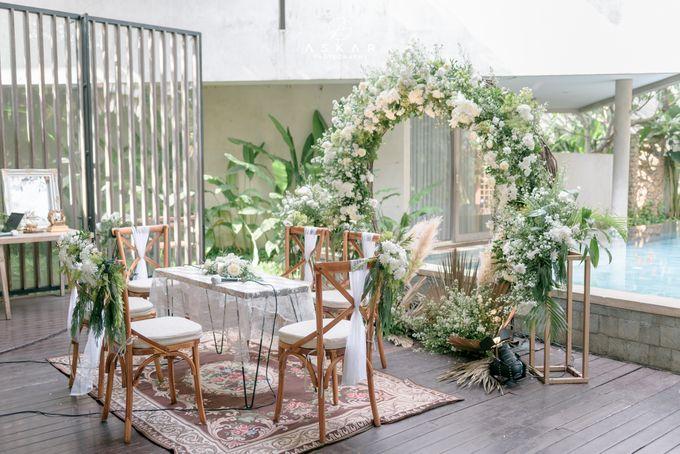 Wedding Ingrid & Benno by Azila Villa - 008