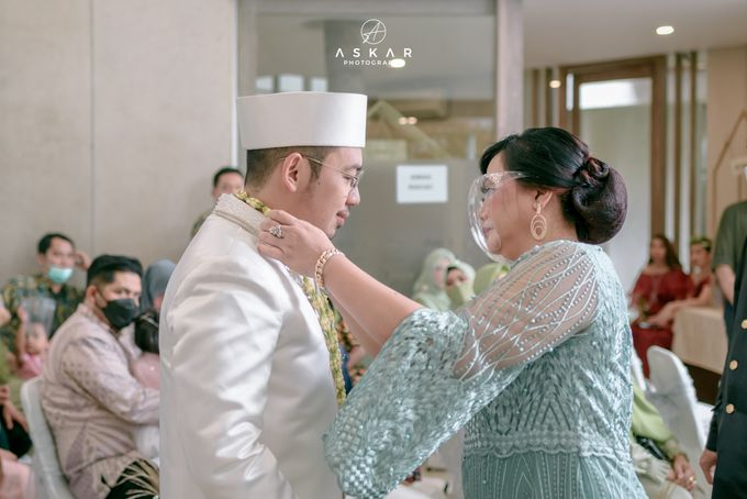 Wedding Ingrid & Benno by Azila Villa - 013