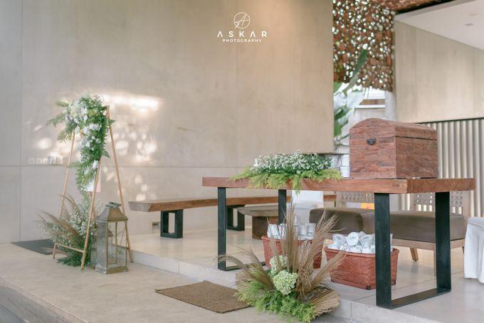Akad Nikah Nila & Aflah by Azila Villa - 006