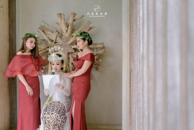 Wedding Ingrid & Benno by Azila Villa - 015