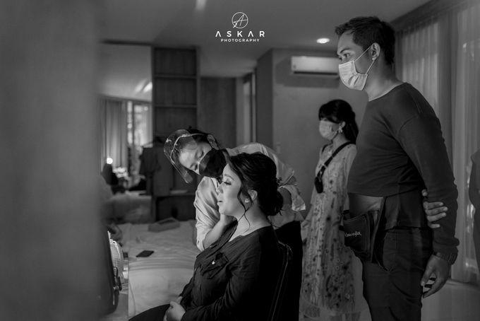 Akad Nikah Nila & Aflah by Azila Villa - 003